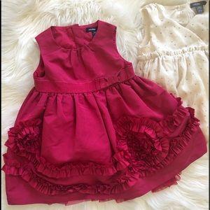Baby gap dress bundle size 6-12 months